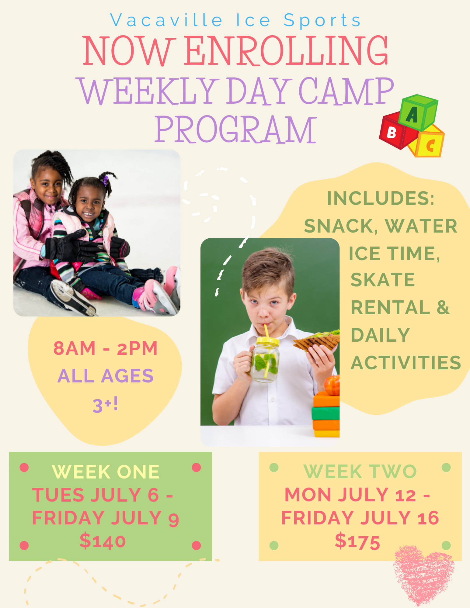 Wall Flyer Day Camp image